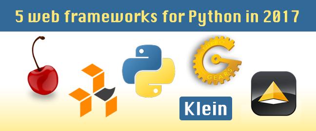 Image result for web frameworks 2017
