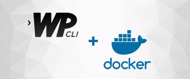 WP-CLI with Docker