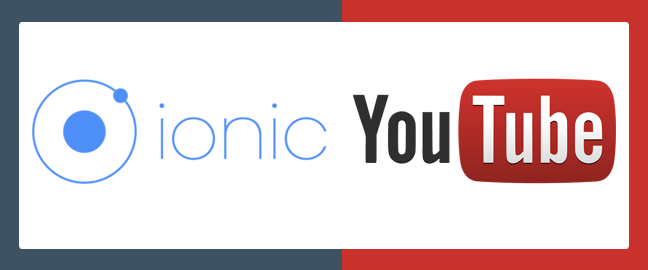 Building a YouTube search application with Ionic 2