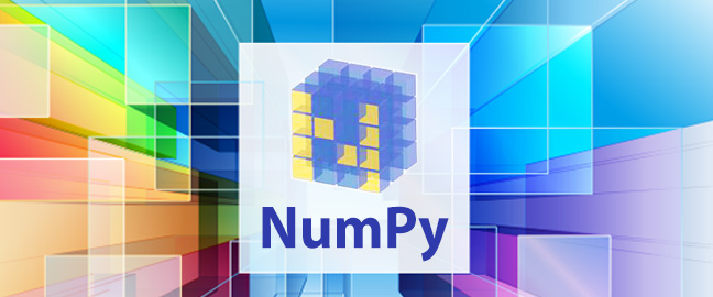 Getting started with NumPy | DiscoverSDK Blog