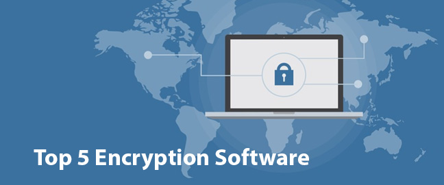 Top 5 Encryption Software
