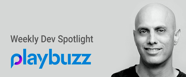 Ezi Boteach VP of R&D at Playbuzz