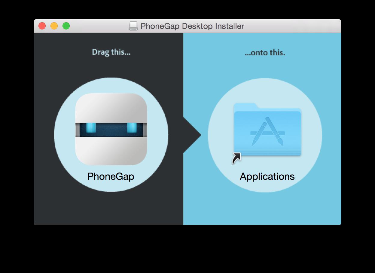 Javascript in Android PhoneGap mac2