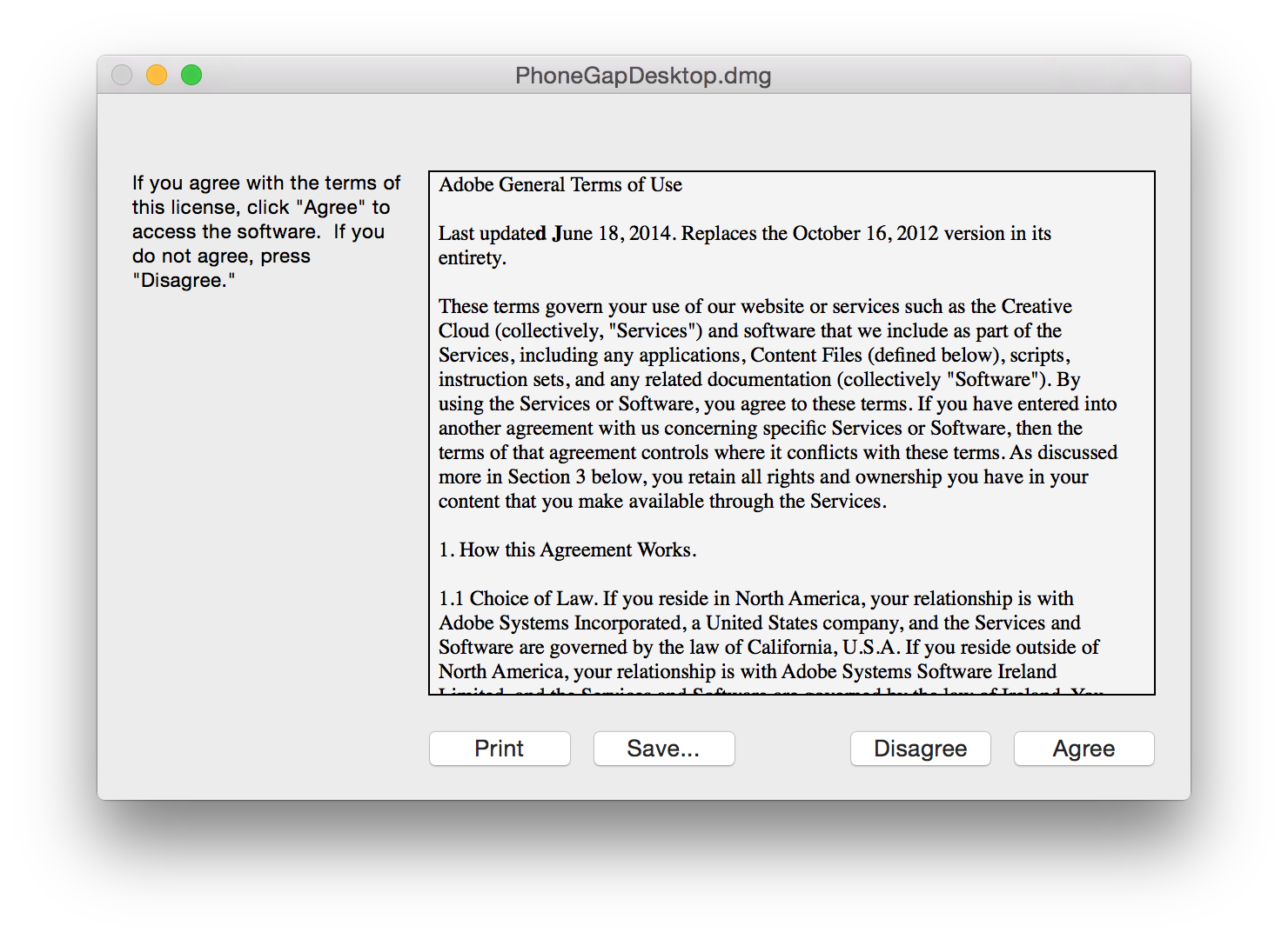 Javascript in Android PhoneGap mac