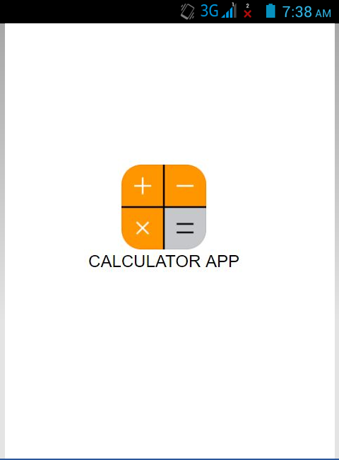 JS in Android Caculator