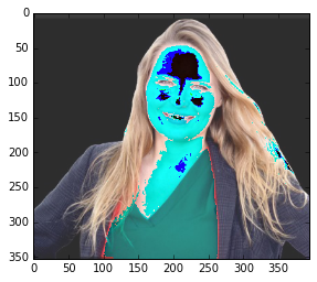 Python Image Processing With OpenCV | DiscoverSDK Blog