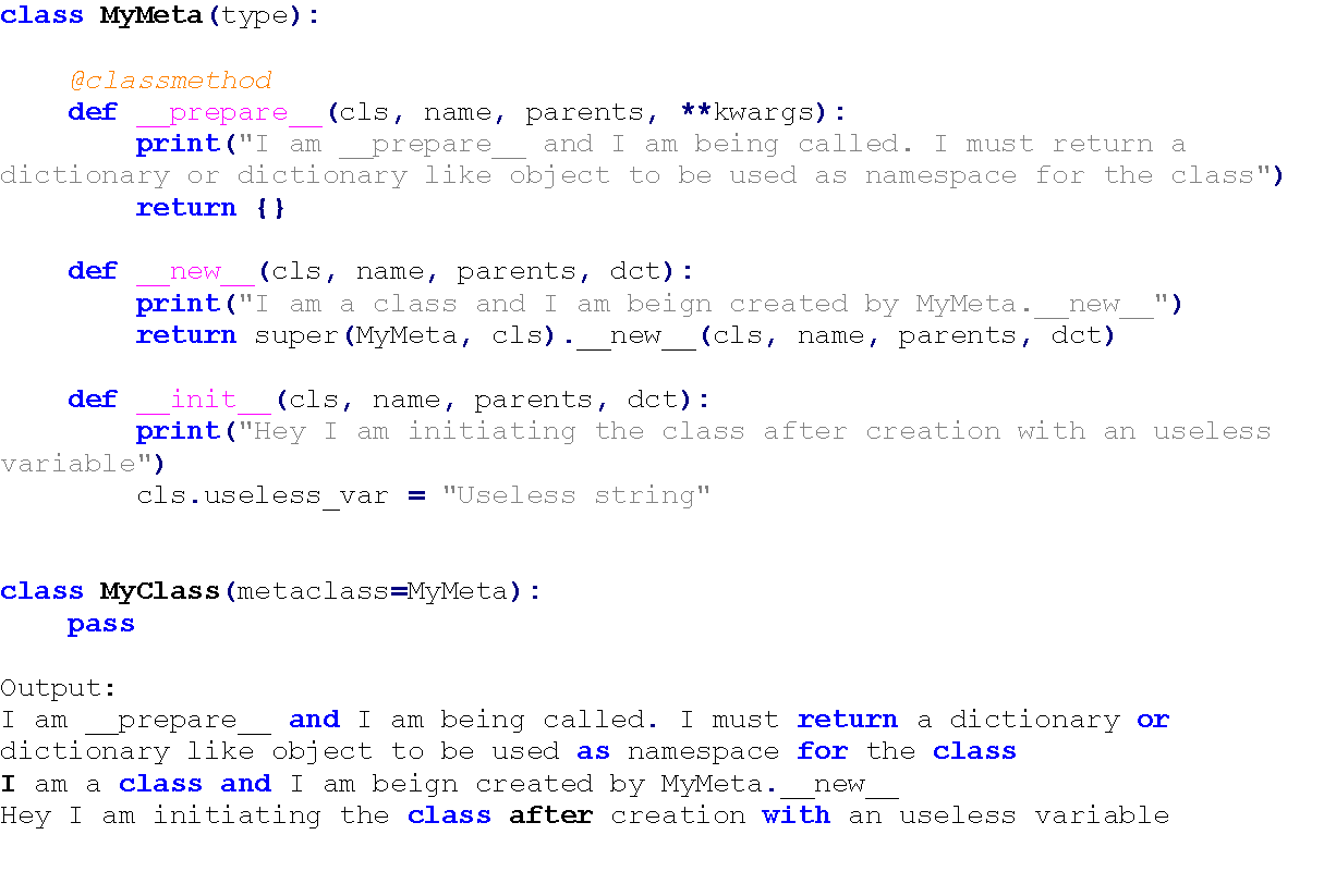 Metaprogramming With Metaclass In Python Discoversdk Blog