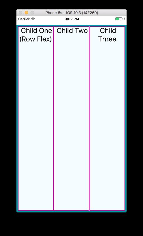 react native layouts 3