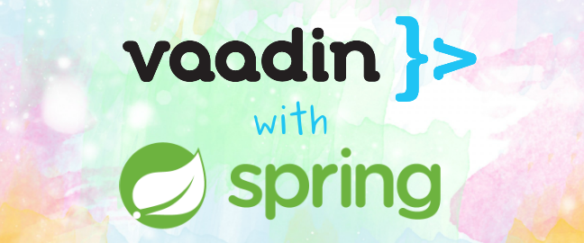 Vaadin with Spring Boot | DiscoverSDK Blog