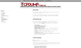 libpcap IPv4 and IPv6 App