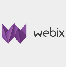 Webix UI library