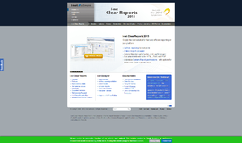 I-net Clear Reports Reporting App