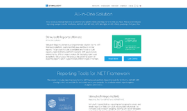Acumatica Reporting App