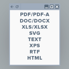 Document Writers SDK Technology General Parsers App