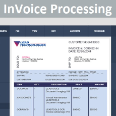 Invoice Recognition and Processing SDK Technology