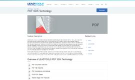 PDF SDK Technology PDF App