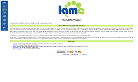 LAME MP3 Encoder Audio Libraries App