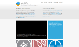 WebKit Toolkits and HTTP App