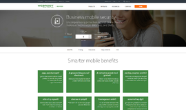 SecureAnywhere Business Mobile Protection Management and Security App