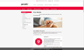 Ezio Mobile SDK Management and Security App