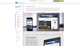 Service Cloud Portals App