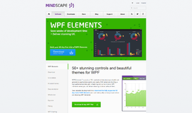 WPF Elements Controls App