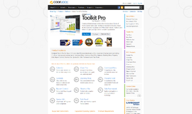 Toolkit Pro Controls App
