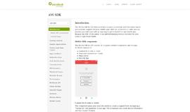 Zendesk Mobile SDK Integration App