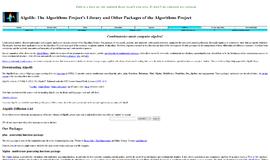 Algolib Math Libraries App