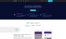 Branch Metrics Deep Linking SDK Monetisation and Deep Linking App