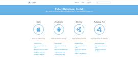 Fyber SDK Ad Servers App