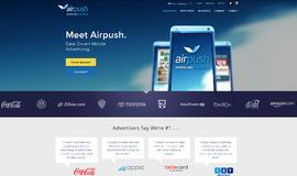 AirPush SDK Monetisation and Deep Linking App