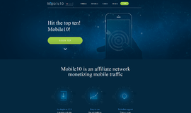 Mobile10 affiliate Ad Networks App