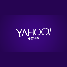 Yahoo Gemini Ad