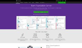 Team Foundation Server Version Control App