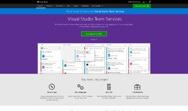 Visual Studio Team Services Application Lifetime Management App