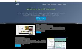 NET Framework UI Frameworks App