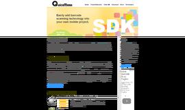 QuickMark Barcode SDK Barcode App
