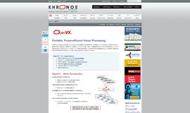 OpenVX CV Frameworks App