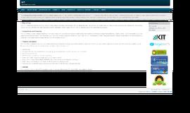 Integrating Vision Toolkit CV Frameworks App
