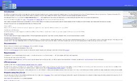 LTI-Lib CV Frameworks App