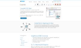 Cassandra ODBC Driver Database Libraries App
