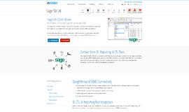 Sage UK ODBC Driver Database Libraries App