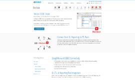 Reckon ODBC Driver Database Libraries App