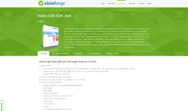 Video Edit SDK .Net Video and TV App