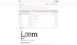 Loom Graph Libraries App