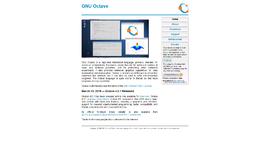 GNU Octave Math Libraries App