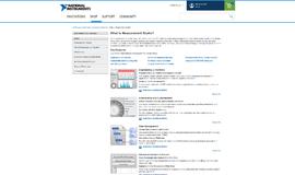 Measurement Studio Math Libraries App