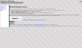 RRSD Serialization Library Serialization App