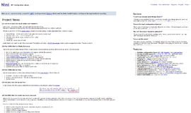 Nini Configuration Files App